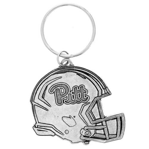 University of Pittsburgh Helmet Split Keychain