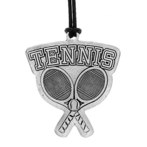 Tennis Sports Bag Tag