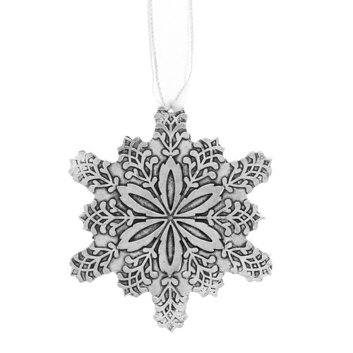Friendship Snowflake Ornament