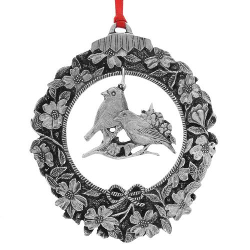 Eastern Bluebird Dangling Ornament