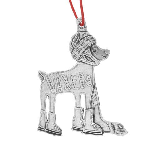 Vixen Reindeer Games Ornament