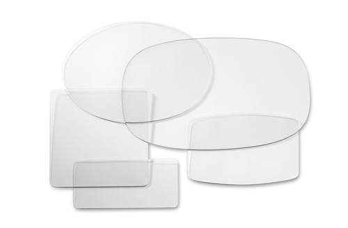 Large Square Tray - Plastic Tray Protector 256