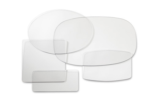 Elongated Tray - Plastic Tray Protector 259