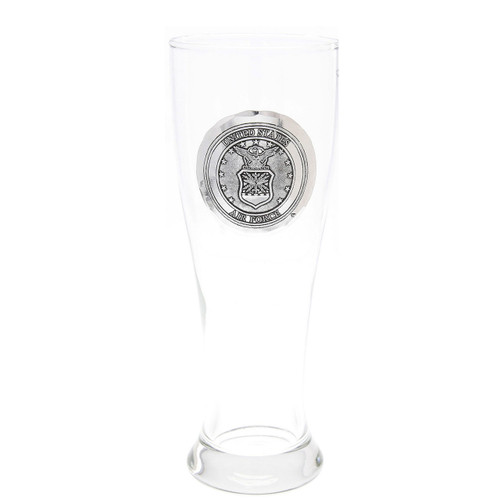 US Air Force Pilsner Glass