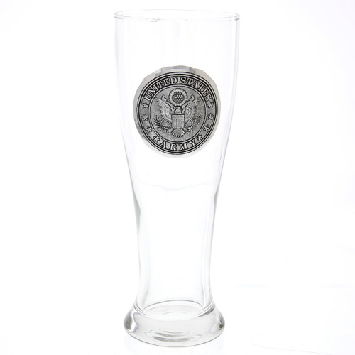 US Army Pilsner Glass