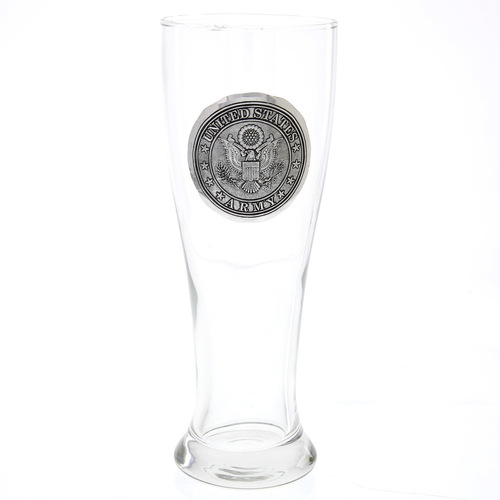 US Army Pilsner Glass