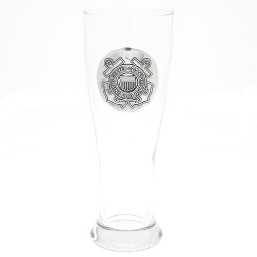 US Coast Guard Pilsner Glass
