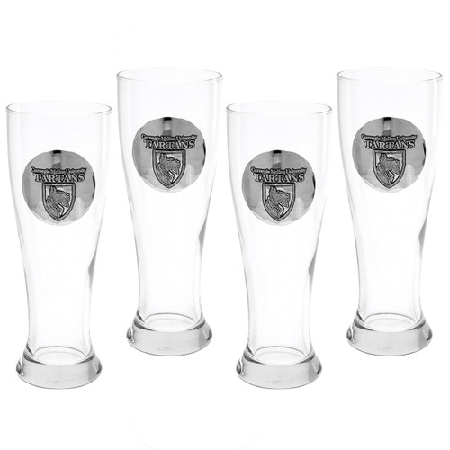 Carnegie Mellon Pilsner 4 PC Set