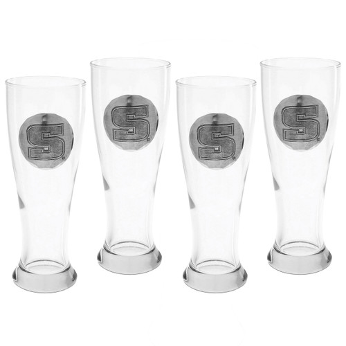 Slippery Rock Pilsner 4 PC Set