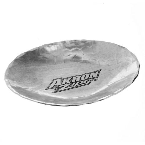University of Akron Small Oval Dish
