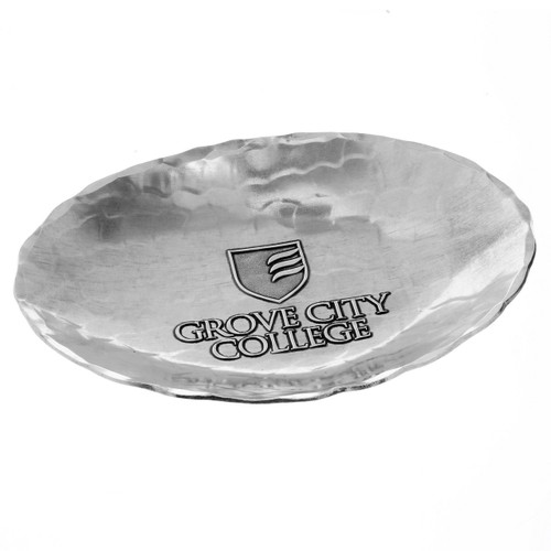 Grove City College Small Oval Dish