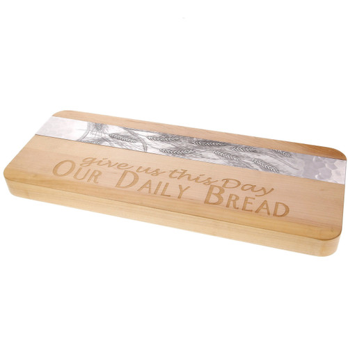 Give us This Day Warthers Maple Serving Board