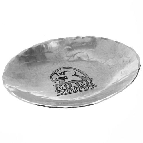 Miami University of Ohio Small Oval Dish