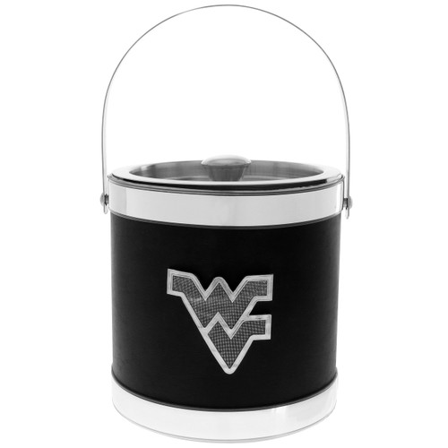 West Virginia University Ice Bucket