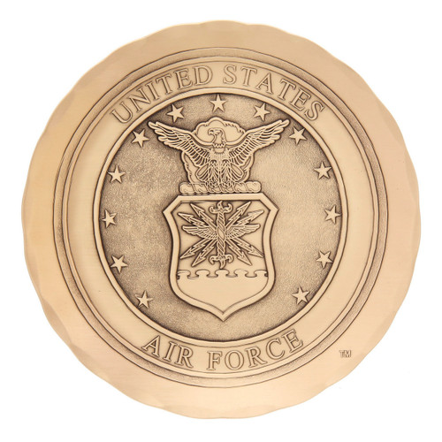 US Air Force Coaster (Bronze)