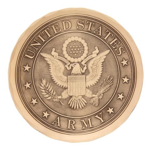 US Army Coaster (Bronze)