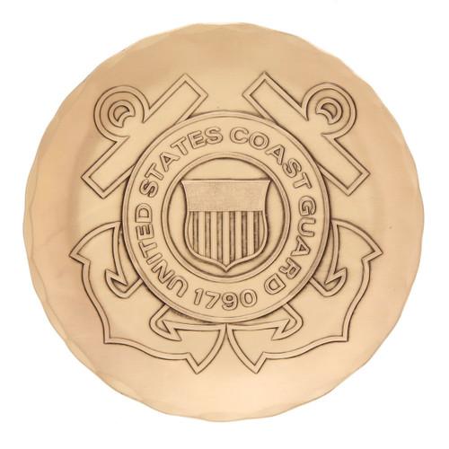 US Coast Guard Coaster (Bronze)