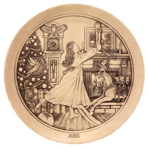 2018 Annual Plate - The Nutcracker Story (Bronze)