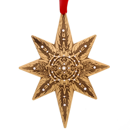 2018 Limited Edition Centennial Star True North (Bronze), annual, swarovski, christmas, ornament, christmas ornament,
