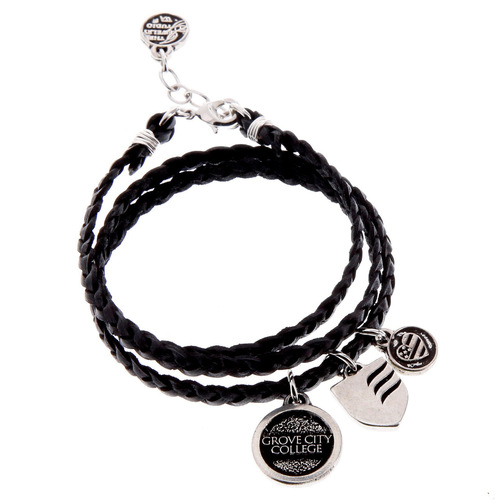 Grove City College Wrap Bracelet