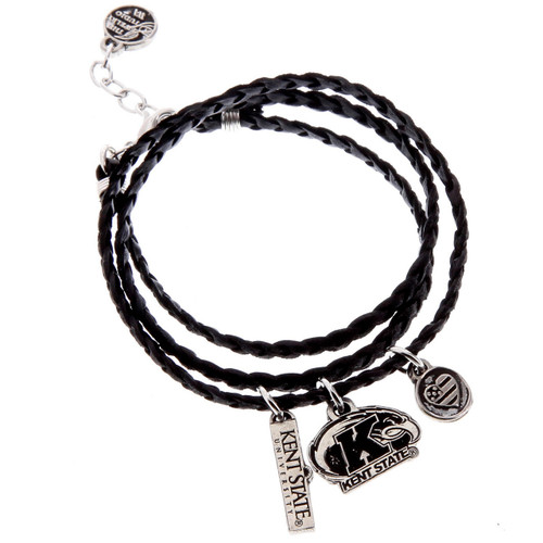 Kent State University Wrap Bracelet