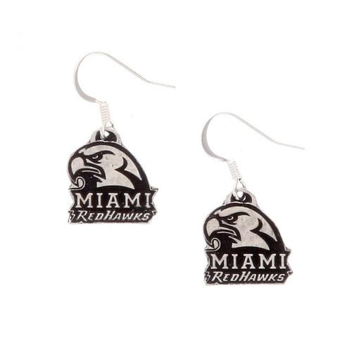 Miami University of Ohio Earrings