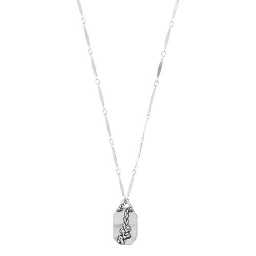 Gladiola Strength Necklace