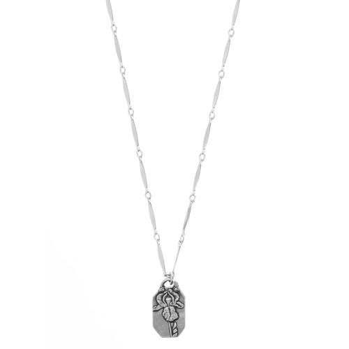 Iris Faith Necklace