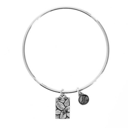 Lily Purity of Heart Bangle