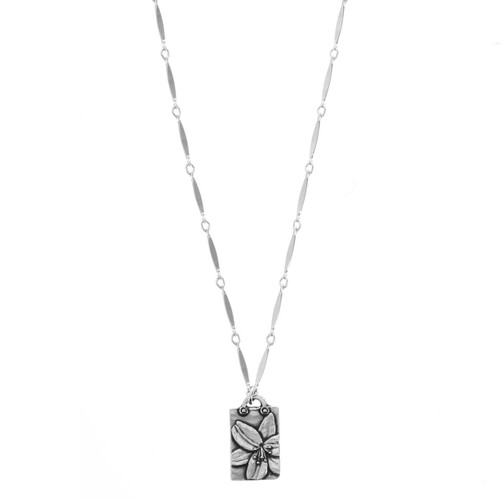 Lily Purity of Heart Necklace