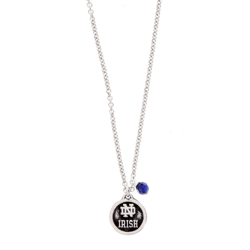 Notre Dame University Necklace