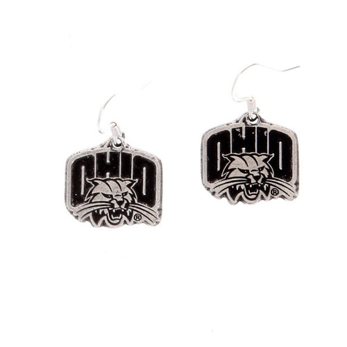 Ohio University Earrings