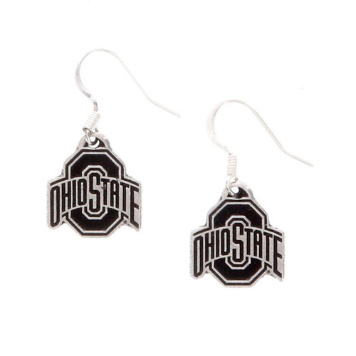 Ohio State O Earrings