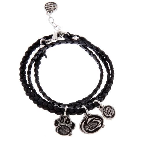 Penn State Wrap Bracelet