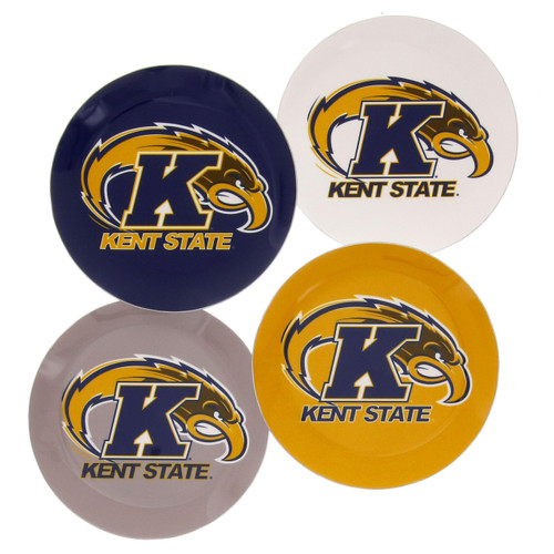 Kent State University Coaster Set of 4