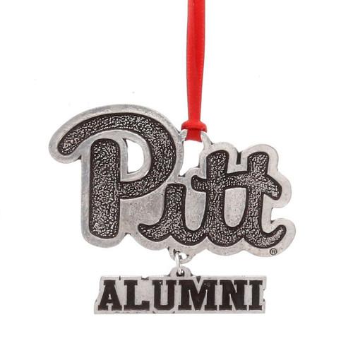 University of Pittsburgh Alumni Dangle Ornament