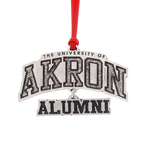 University of Akron Alumni Ornament