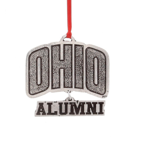 Ohio University Alumni Dangle Ornament