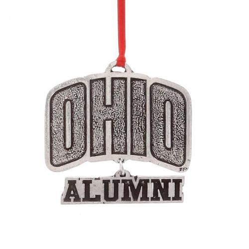 Ohio University Alumni Dangle Ornament