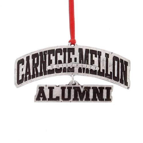 Carnegie Mellon Alumni Ornament