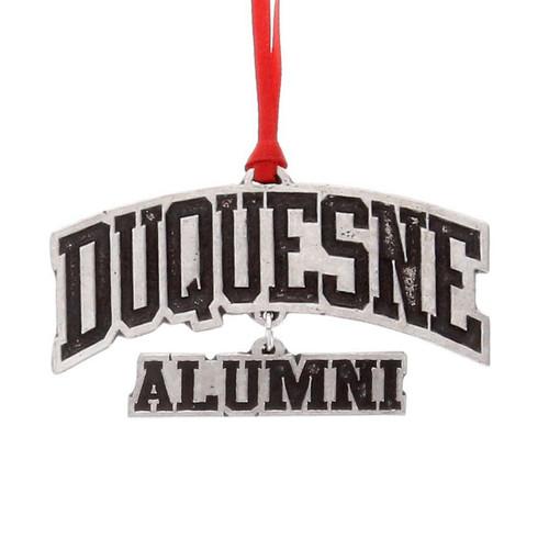 Duquesne University Alumni Ornament