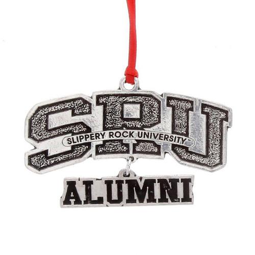 Slippery Rock Alumni Ornament