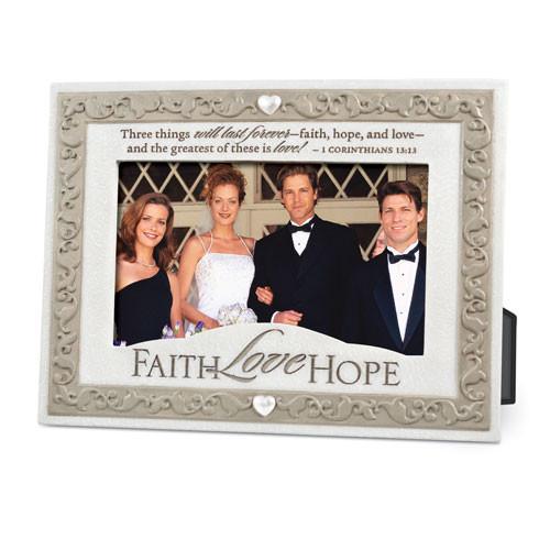 Faith Hope Love Frame