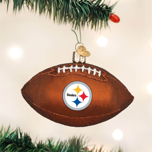 Steelers Christmas Ornaments.Steelers Christmas Tree Ornaments Personalized Steelers