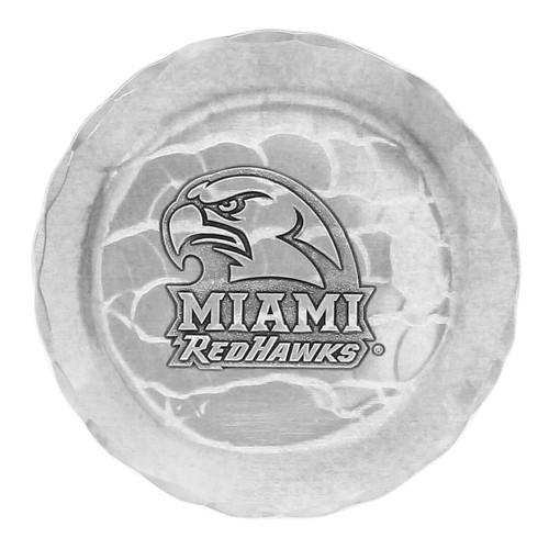Miami University of Ohio Redhawks Coaster Wendell August