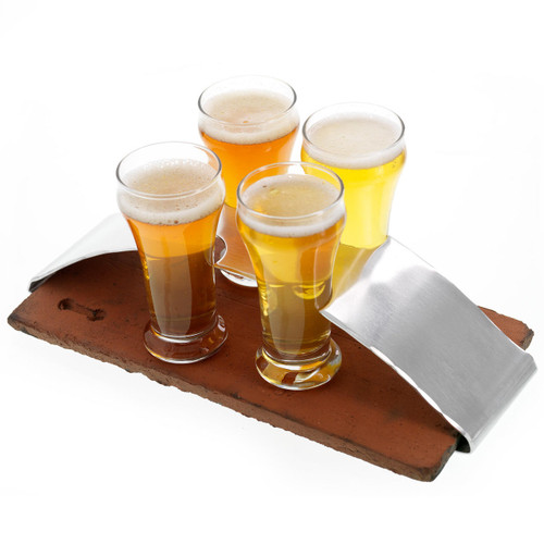 Allegheny County Courthouse Tile Beer Flight Wendell August