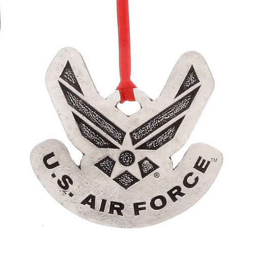 US Air Force Logo Ornament Wendell August