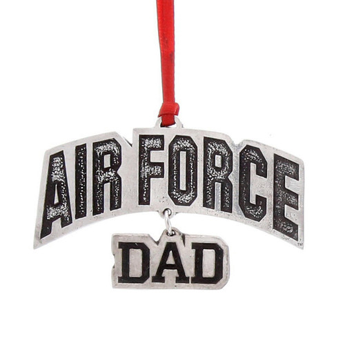 US Air Force Dad Ornament Wendell August