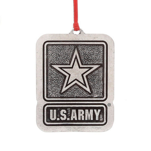 US Army Logo Ornament Wendell August