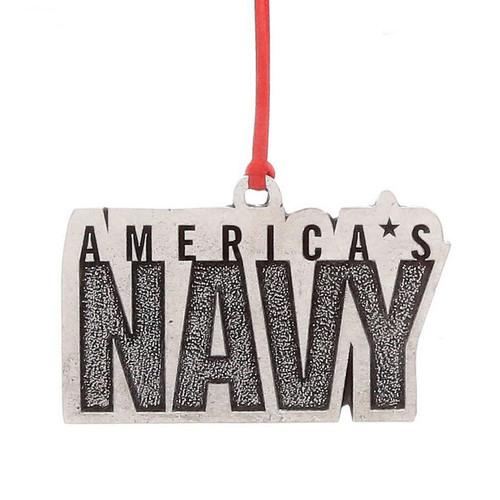 US Navy Logo Ornament Wendell August